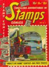 Cover For Stamps Comics 7