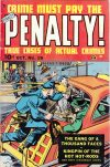 Cover For Crime Must Pay the Penalty 16