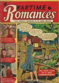 Large Thumbnail For Wartime Romances #4