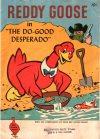 Cover For Reddy Goose 1 The Do Good Desperado