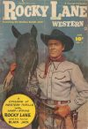 Cover For Rocky Lane Western 2