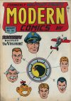 Cover For Modern Comics 52
