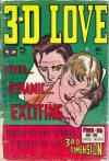 Cover For 3 D Love