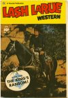Cover For Lash Larue Western 27