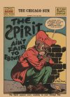Cover For The Spirit (1943 5 30) Chicago Sun