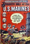 Cover For Monty Hall of the U.S. Marines 2