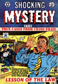 Large Thumbnail For Shocking Mystery Cases #60
