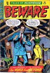 Cover For Beware 12