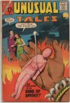 Cover For Unusual Tales 40