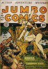 Cover For Jumbo Comics 39
