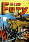 Cover For Miss Fury 2