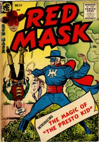 Large Thumbnail For Red Mask #51