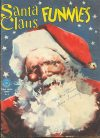 Cover For 0091 Santa Claus Funnies