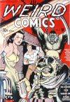 Cover For Weird Comics 1 (fiche)