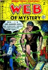 Cover For Web of Mystery 5