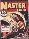 Cover For Master Comics 19 (fiche)