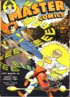 Cover For Master Comics 72