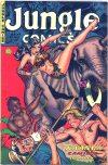 Cover For Jungle Comics 149