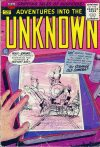 Cover For Adventures into the Unknown 104