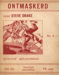 Large Thumbnail For Steve Drake 04 - Ontmaskerd