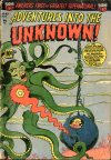 Cover For Adventures into the Unknown 49