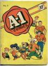Cover For A 1 Comics 5 Corsair