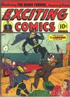 Cover For Exciting Comics 19