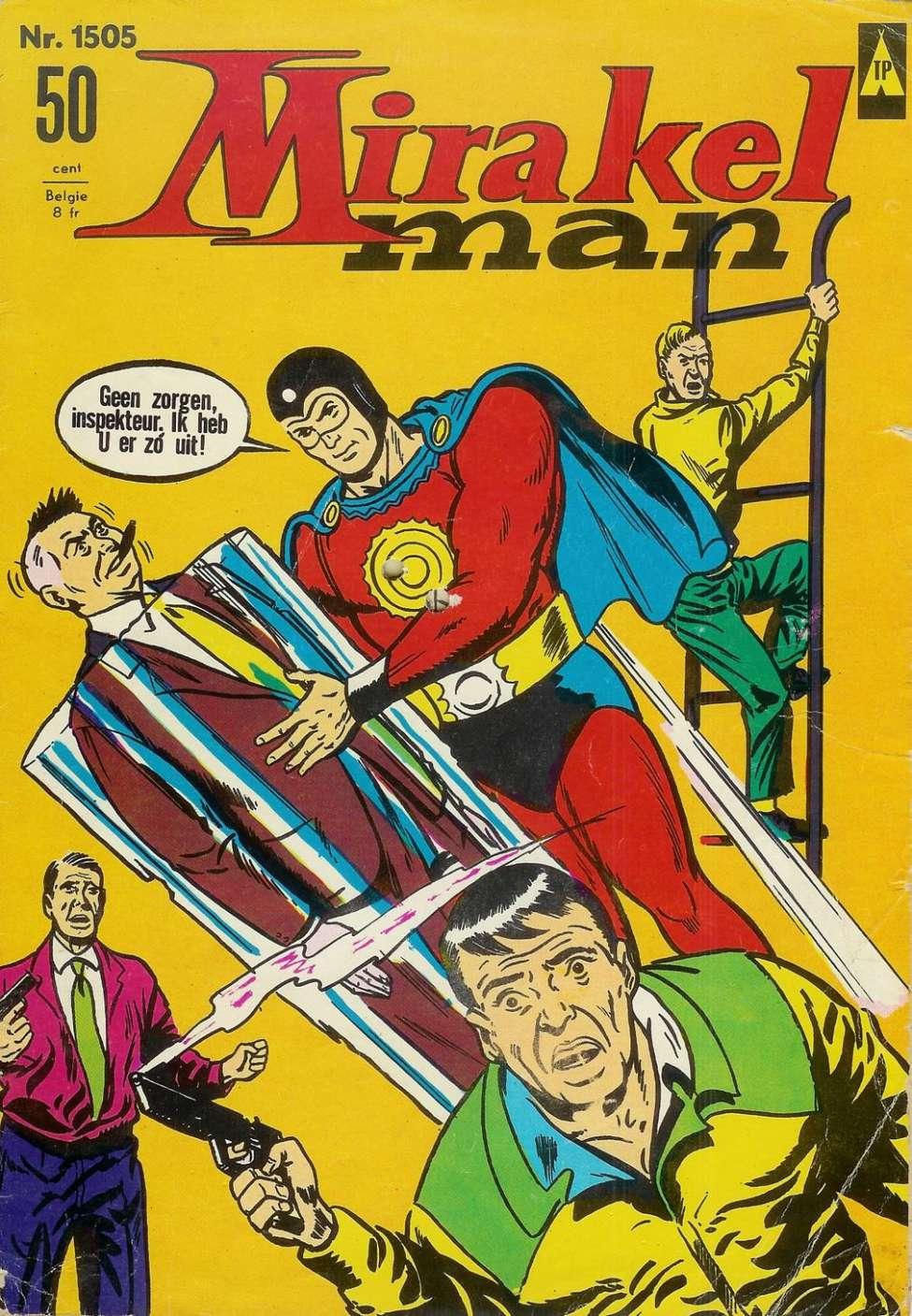 Comic Book Cover For Mirakelman #1505