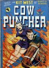 Cover For Cow Puncher Comics 5