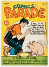 Cover For Comics on Parade 12