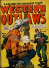 Cover For Western Outlaws 20