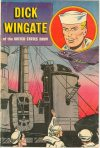 Cover For Dick Wingate of the United States Navy