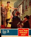 Cover For Sexton Blake Library S3 171 The Man Who Backed Out