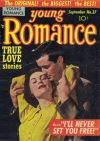 Cover For Young Romance 37