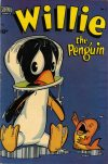 Cover For Willie the Penguin 1