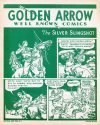 Cover For Well Known Comics Golden Arrow