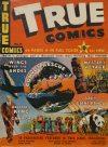 Cover For True Comics 12