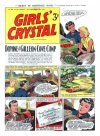 Cover For Girls' Crystal 984