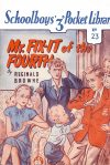 Cover For Schoolboy Pocket Library 23 Mr. Fix it of the Fourth