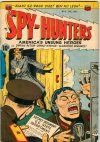Cover For Spy Hunters 9