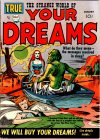 Cover For Strange World of Your Dreams 1