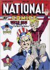 Cover For National Comics 19