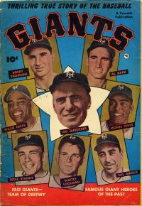 Large Thumbnail For Thrilling True Stories of the Baseball Giants [nn]