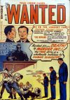 Cover For Wanted Comics 42