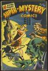 Cover For Super Mystery Comics v6 1