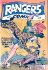 Cover For Rangers Comics 42