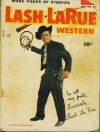 Cover For Lash Larue Western 43