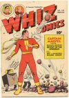 Cover For Whiz Comics 130