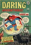 Cover For Daring Adventures 11