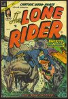 Cover For Lone Rider 24